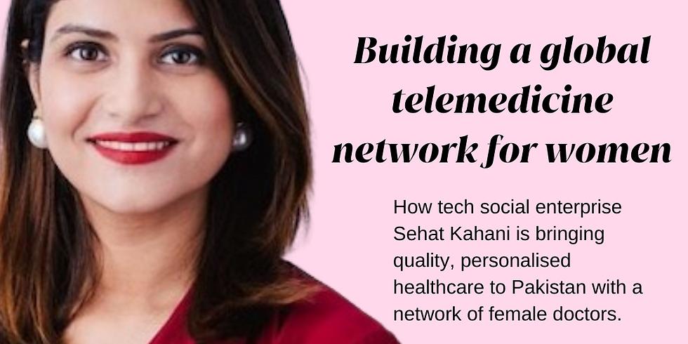 Building a global telemedicine network