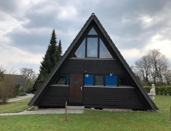 Ferienhaus am Katzenbuckel - Haus vorne