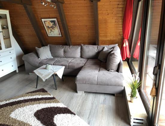 Ferienhaus am Katzenbuckel - Wohnzimmer