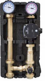 PrimoTherm 180-2, DN25, zawór mieszający, pompa Grundfos Alpha 2 L25-60