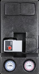 PrimoTherm 180-3, DN25, zawór temperaturowy 45 °C, pompa Wilo-Yonos PARA 25/6 RK
