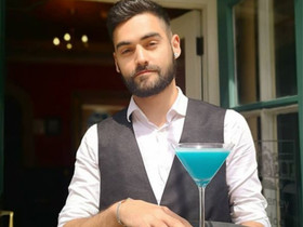 Best cocktails in Bath at Antica Italian