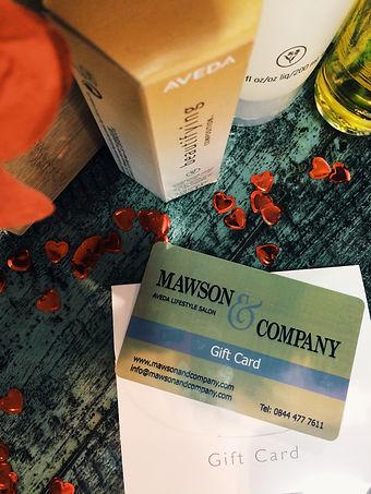 Mawson&Company Gift Voucher