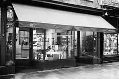 Mawson&Company Shop front