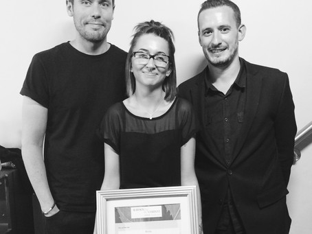 Apprentice Becky graduates to become our *NEW* 'Graduate Stylist'
