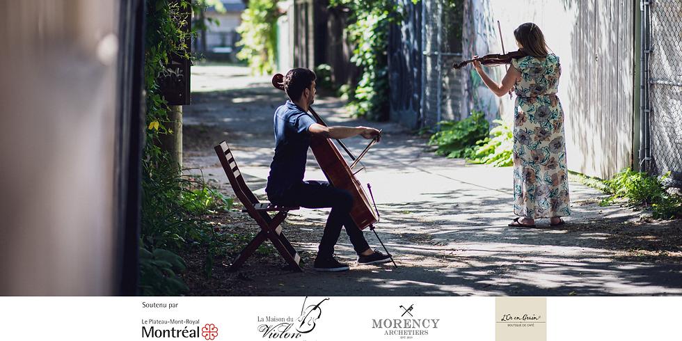 Les ruelles musicales - Voyage en Europe de l'Est