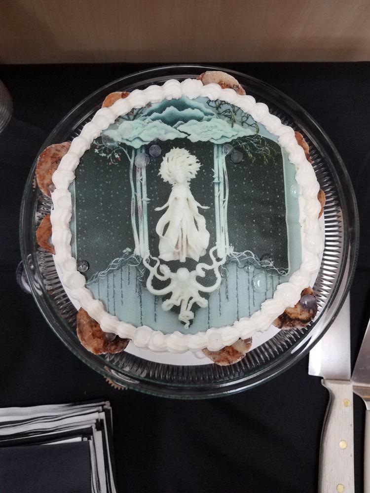 the cake sm