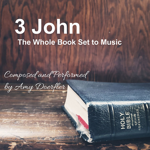 3 John Lead Sheet (PDF)