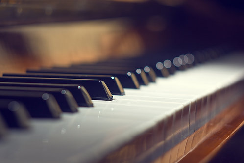 It is Well/Prelude in G Minor Piano Solo