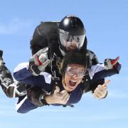 Fallskarmshoppning.se - Hoppa fallskärm!