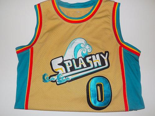 Splashy Gold Edition Jersey