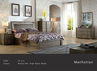 FURNITURE. Manhattan Bedroom Suite