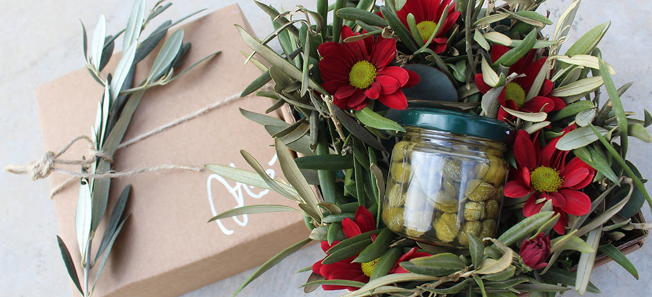FLOWERS BAGBOX DADDY-Olive
