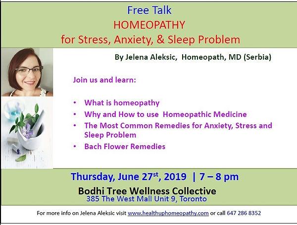 free talk anxiety,stress, sleep problem.