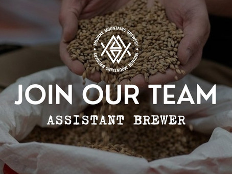 ASSISTANT BREWER WANTED