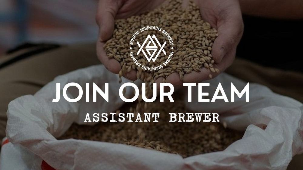 ASSISTANT BREWER WANTED thumbnail