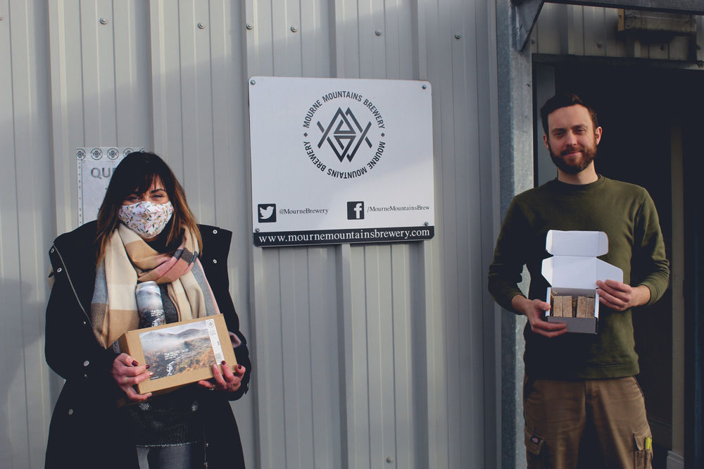 Local Businesses Collaborate to Create Mourne Mountains Brew Soap Bar thumbnail