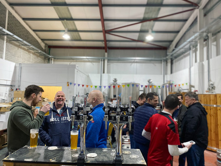Mourne Mountains Brewery First Ever Taproom