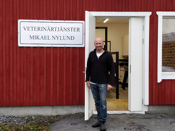 Veterinärtjänster Mikael Nylund