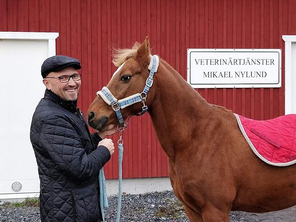 Eläinlääkäripalvelut Mikael Nylund