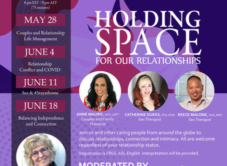 Holding Space for Relationships