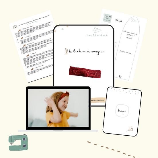 Le bandeau - Tutoriel PDF