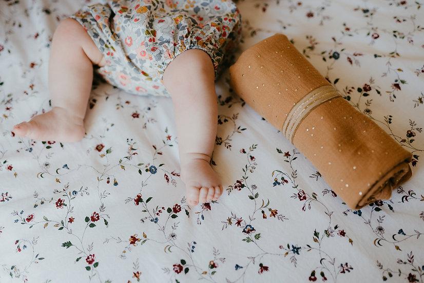 Le tapis à langer de Zoé