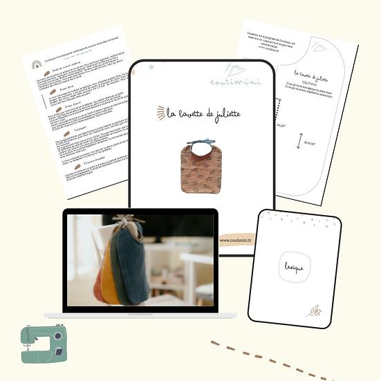 La bavette - Tutoriel PDF