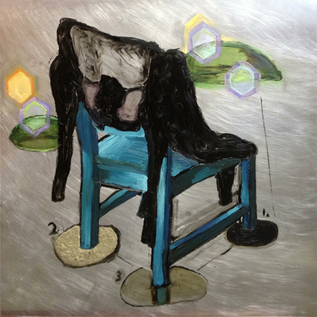"""The Blue Chair"""