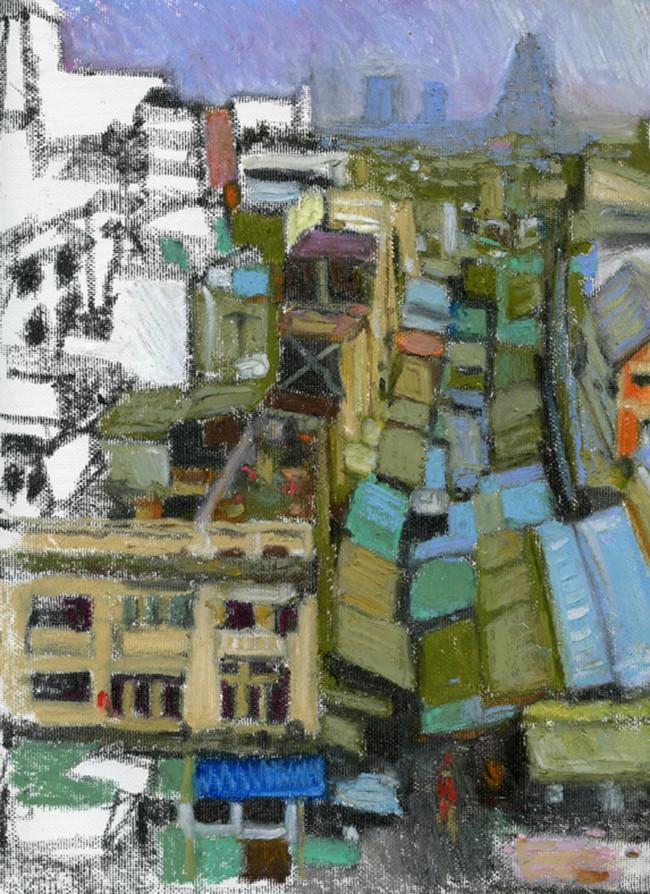 """""""Bangkok Streetscene"""""""