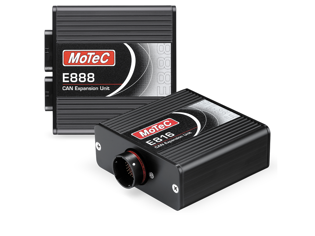 MoTeC E816 Channel Expansion $1431