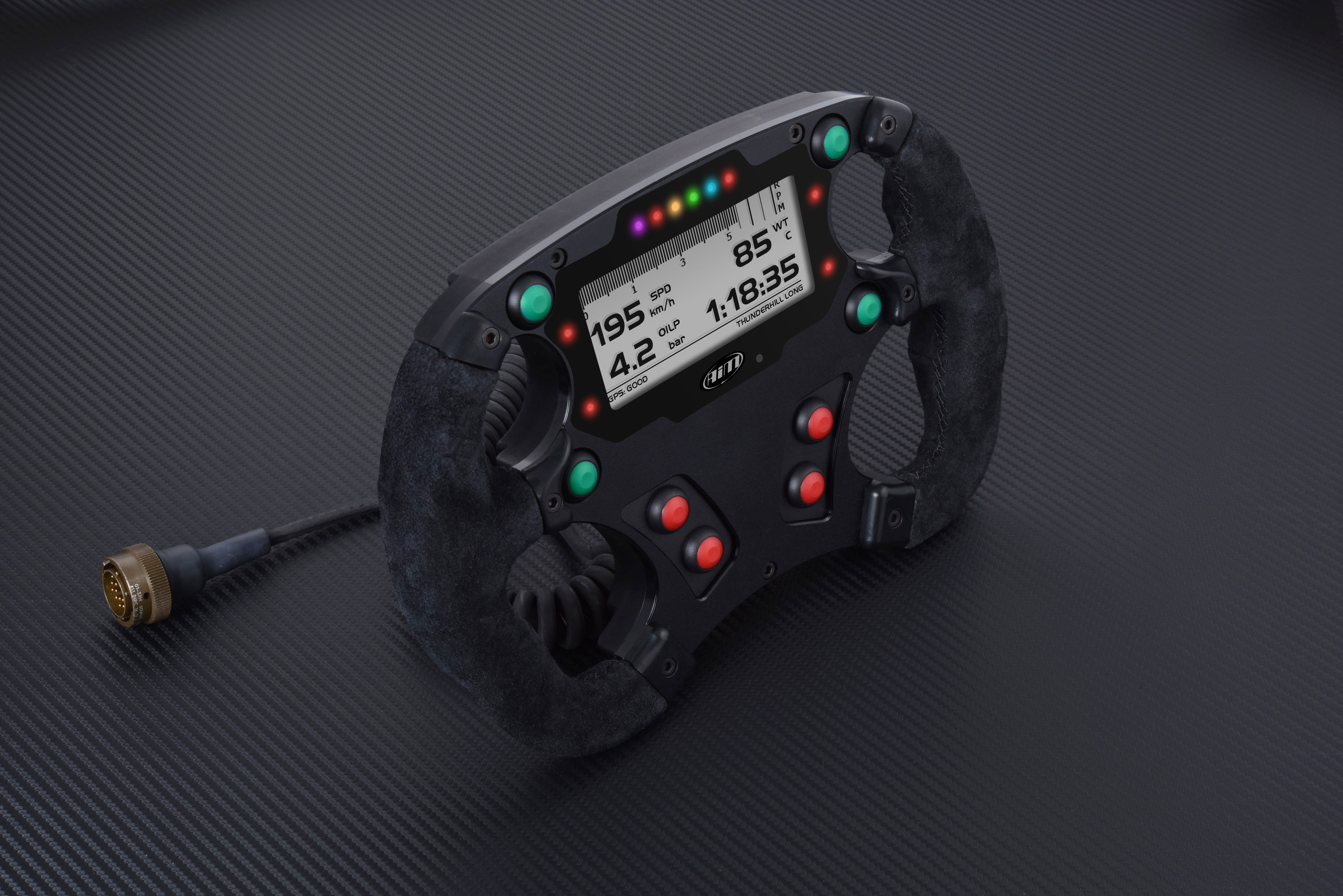 AiM Formula Steering Wheel $1000