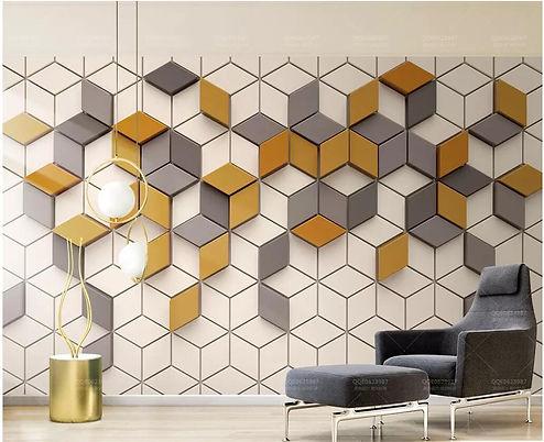 3d-wallpaper-custom-photo-mural-yellow-m