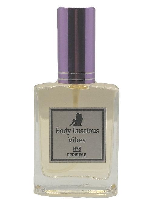 """VIBES"" N5 Perfume"
