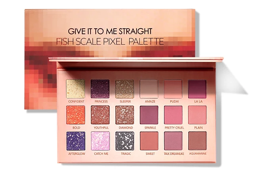 GIVE IT TO ME STRAIGHT PALETTE!