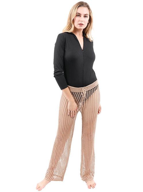 Maybrook Crochet Pant
