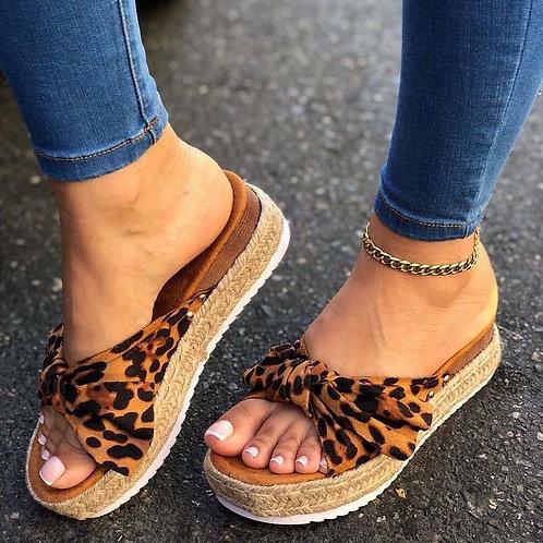 Sweet Bowties Slippers