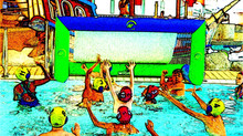 Water Polo...the ultimate sport for kids of the 21st Century