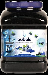perlas explosivas bubols sabor a blueber