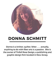 Donna Schmitt of Knitting With Attitude