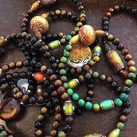 Mirage Bead Bracelets