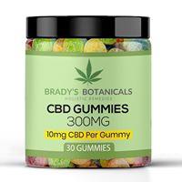 Brady's CBD Gummies