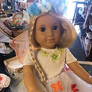 America Doll Tutu Set