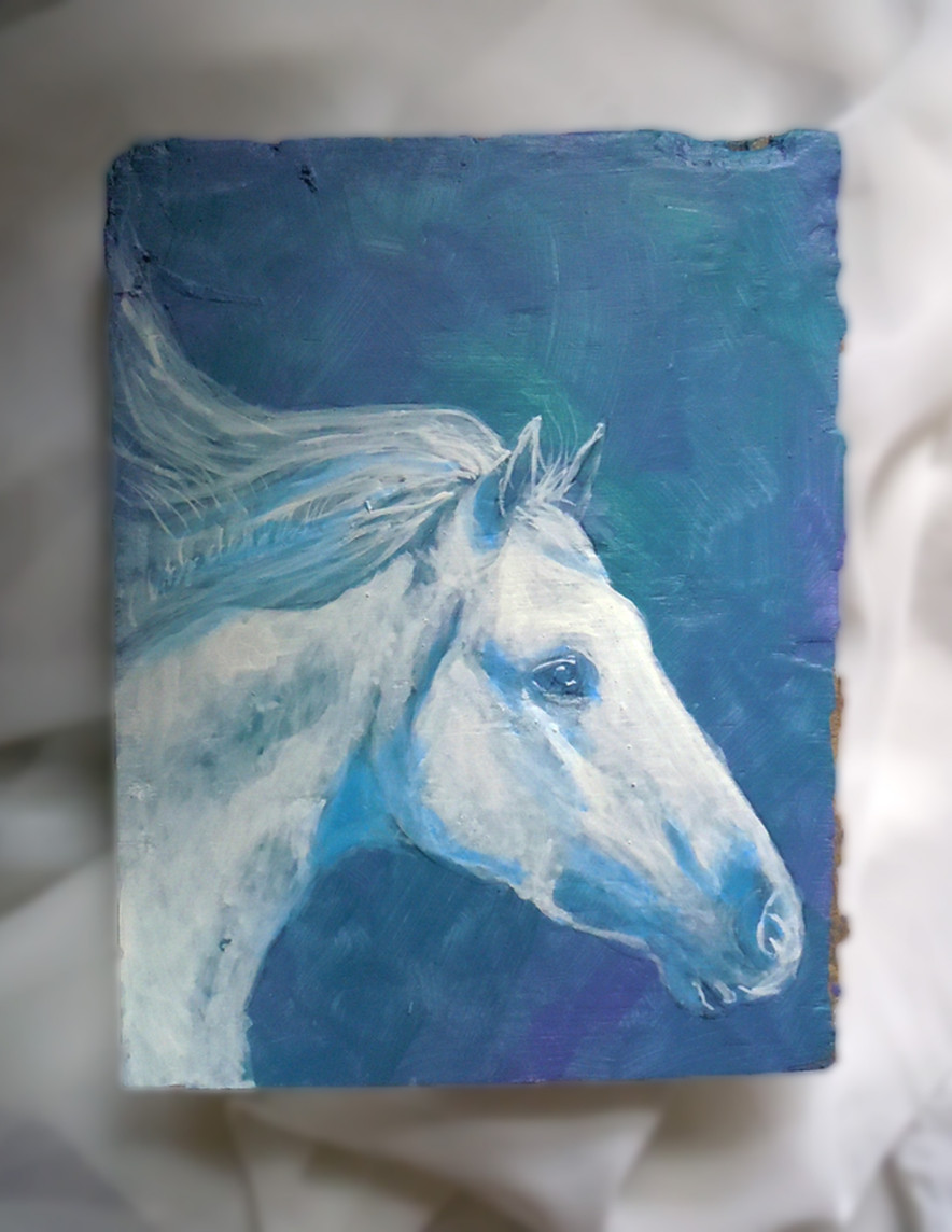 Spirit Horse by Vincent DiGerlando