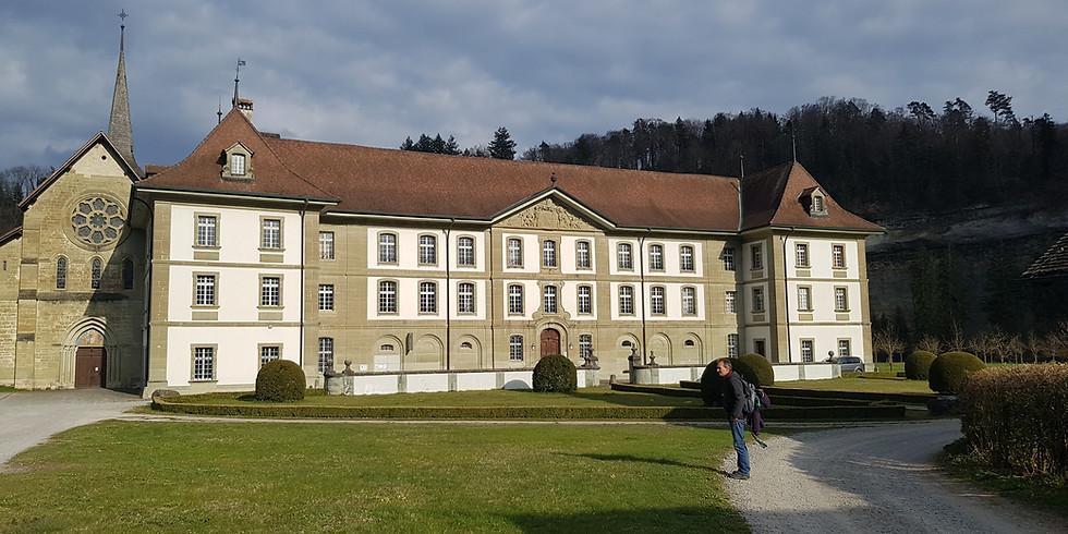 La Tuffière - L'Abbaye d'Hauterive