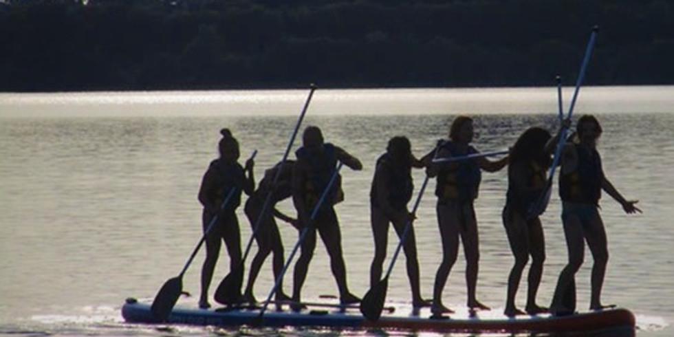 Initiation aux sports nautiques  (Inscriptions  HOMMES)