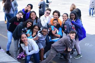 2.26.16 Ochoa Middle School Turn Up!