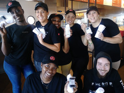 Giving to Chipotle Employees