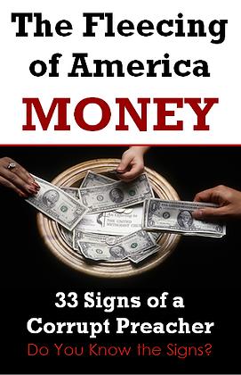 The Fleecing of a America - Pulpit Predators