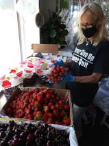 Fresh Food Prep for MIssion